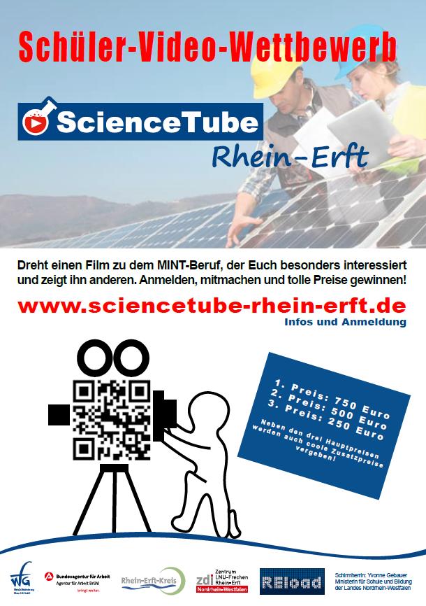 ScienceTube Rhein-Erft 2019